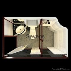 整体洗手间-酒店宾馆改造