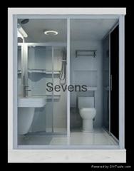 公寓预制卫浴