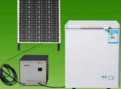 150L Solar Refrigerator freezer