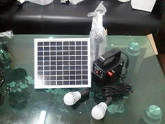 Portable  mobile solar home l system