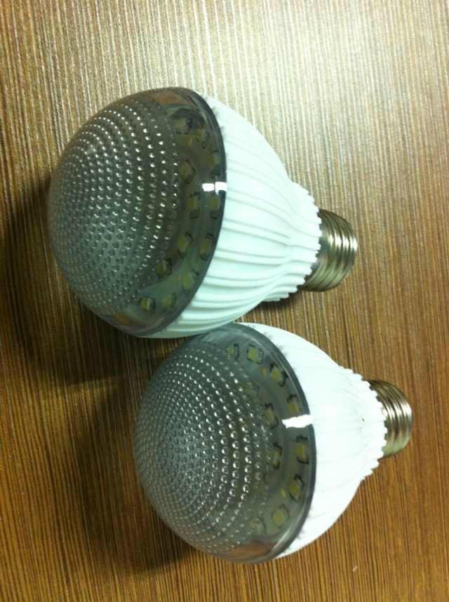 3W SMD E27 B22 A60 LED 燈泡 1