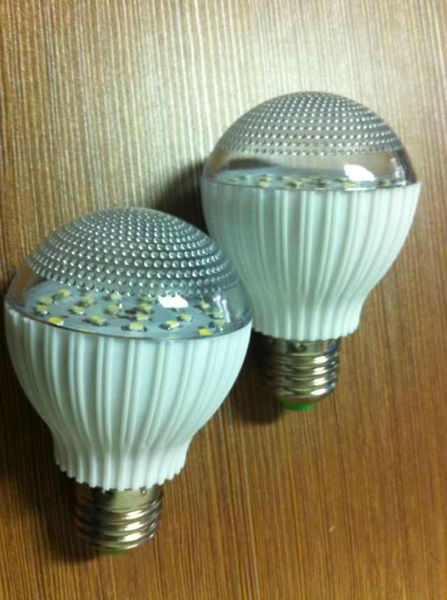 3W SMD E27 B22 A60 LED 燈泡 4