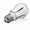 5W CE GS A60 E27 LED 球泡燈 2