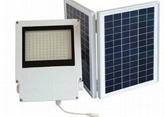 Folding Solar Panel Solar  led Floodlight