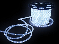 13mm 2 wire led rope light,super lux led rope light,50m or 100m per reel