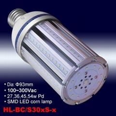2014 new model 27w 36w 45w 54w E27 E40 LED corn light