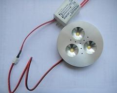3W LED Cabinet lights