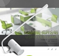 Rechargeable led desk lamp for student 2W USB LED Reading lamp led table lamp,r 15