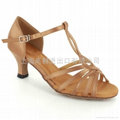 女式拉丁舞鞋