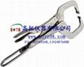 Wide mouth pull clamp