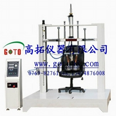 office chair impact test machine
