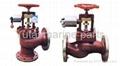 marine pneumatic quick-closing valves