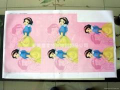皮料皮革印刷