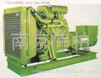 VO  O柴油發電機組