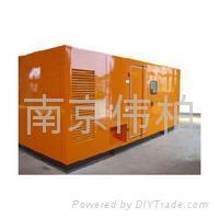 静音型柴油发电机组 1
