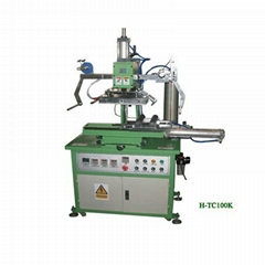 Cylinder hot stamping machine