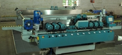 Glass Double Edging/Bevelling Machine