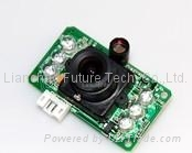 TTL Serial Camera Module with IR Function