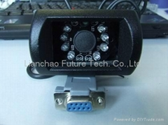 LCF-23IR RS232 CCTV Came