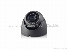 Mini Car Dome Camera for Bus Security