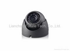 Mini Car Dome Camera for Bus Security
