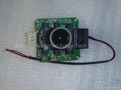JPEG Camera Module with IR Filter Switch