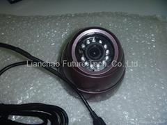 IR Dome JPEG Camera with