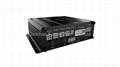 4Full D1 Dual SD Card Vehicle Mobile DVR G-SENSOR + GPS + 3G(WCDMA/ HSPA)+ WIFI
