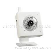 H.264 2.0MP WIFI IR IP Camera 1