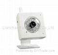 H.264 2.0MP WIFI IR IP Camera