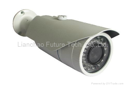 Low LUX IR Waterproof  day and ningt IP Camera 1