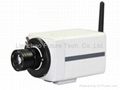 2.0 Megapixel 1600*1200 Resolution Wireless IP Camera