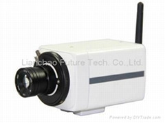 2.0 Megapixel 1600*1200 Resolution Wireless IP Camera