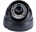 24pcs LEDS IR DOME RS232 Serial Camera
