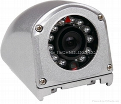 LCF-VDIRCP Series car rearview camera (using side of the car)