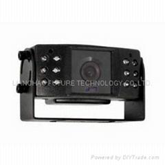 IR Metal Car Camera With Audio