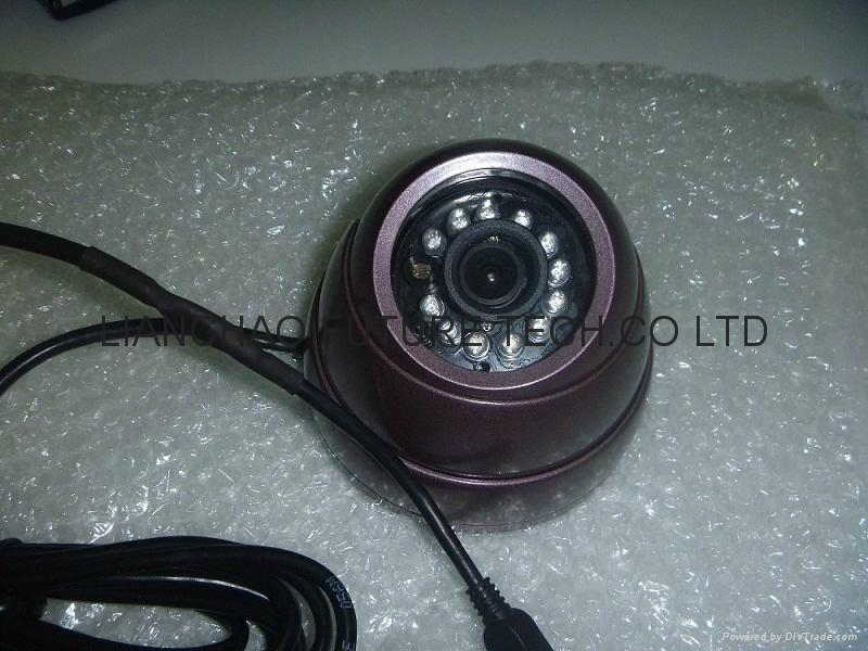 JPEG Serial Camera with Metal dome case