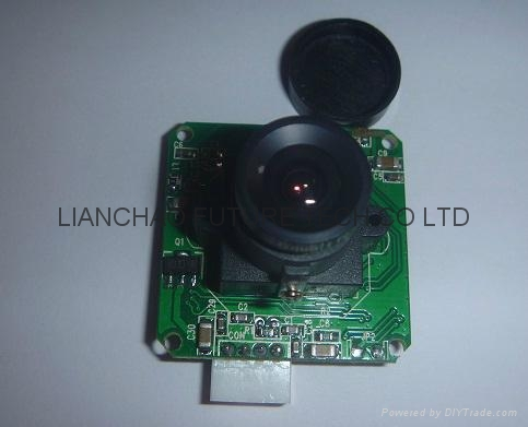 LCF-23T(RAW) 528 Serial Camera Module with RAW function