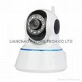 P2P IR Wireless IP camera with Audio
