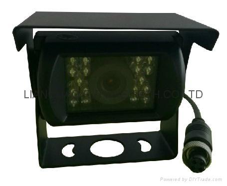 IP67 IR Waterproof Car Rear View Camera