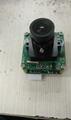 Power +12V Supply 2.0MP RS232 Serial  Camera Module