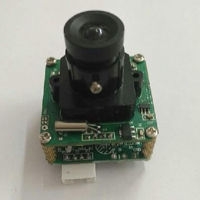 12V Power Supply 2.0MP RS232 Serial  Camera Module