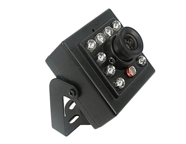 Mini Metal RS232 JPEG Camera for Taxi