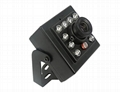 Mini Metal RS232 JPEG Camera for Taxi