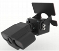 AHD Dual-lens Car/Taxi Camera