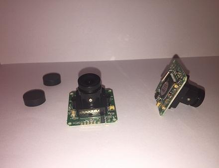 LCF-23T(0706 Protocol)TTL/RS485 Serial Camera Module