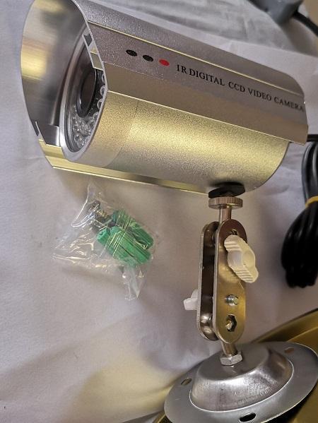 New 5.0MP 36pcs LEDS IR Waterproof RS232 Serial JPEG Camera