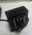 Fish-eye 720P Mini IR camera