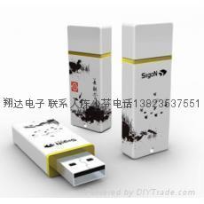 Ceramics usb flash drive