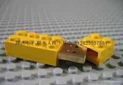 Lego usb flash drive